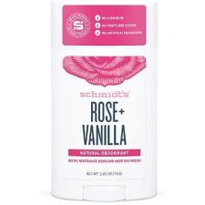 Schmidt's Signature rózsa + vanília 58 ml dezodor