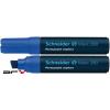 """SCHNEIDER Alkoholos marker, 4-12 mm, vágott, SCHNEIDER """"Maxx 280"""", kék"""