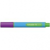 """SCHNEIDER Golyóstoll, 0,7 mm,  """"Link-it"""", összeilleszthető, lila"""