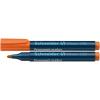 "SCHNEIDER ""Maxx 130"" 1-3 mm kúpos narancssárga alkoholos marker"