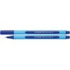"""SCHNEIDER """"Slider Edge XB"""" 0,7 mm kupakos kék golyóstoll"""
