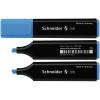 """SCHNEIDER Szövegkiemelő, 1-5 mm, SCHNEIDER """"Job 150"""", kék"""