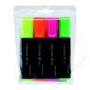 SCHNEIDER Szövegkiemelő készlet, 1-5 mm, SCHNEIDER Job 150, 4 különböző szín (TSCJOB150V4)