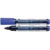 "SCHNEIDER Tábla- és flipchart marker, 2-3 mm, kúpos, SCHNEIDER ""Maxx 290"", kék"