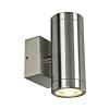 Schrack Technik Anista Steel LED UP/DOWN, 2x3W, 3000K, IP44, rozsdamentes acél