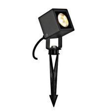 Schrack Technik SMALL SQUARE LED spot szögletes antracit, 6W, 3000K kültéri világítás