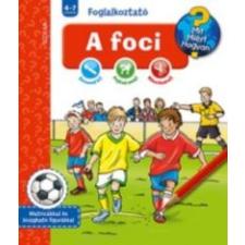 Scolar Kiadó A foci futball felszerelés