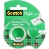 "Scotch Ragasztószalag, adagolón, kézi, 19 mm x 7,5 m, 3M SCOTCH ""Magic Tape 810"""