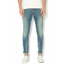 Scotch & Soda , SKIM farmernadrág, Kék, W34-L34 (18051185179-1839-W34-L34)