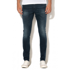 Scotch & Soda , Tye slim fit farmernadrág, Sötétkék, W34-L34 (133357-2355-W34-L34)