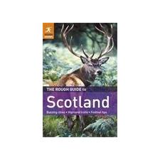Scotland - Rough Guide idegen nyelvű könyv