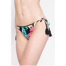 Seafolly Bikini bugyi Island Vibe - fekete