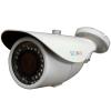 Sec-CAM SCAHD-T200VF RANGER, varifokális, valódi 2MP (FULL HD 1080p), kültéri (IP66), AHD / ANALÓG HIBRID, színes, éjjel látó IR-LED-es, biztonsági megfigyelő csőkamera - 2 megapixel