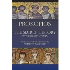 Secret History –  Prokopios idegen nyelvű könyv
