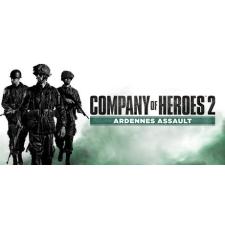 Sega Company of Heroes 2: Ardennes Assault videójáték