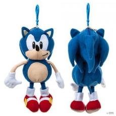 Sega pénztárca bábu Sonic klasszikus 20cm gyerek