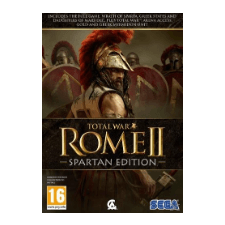 Sega Total War Rome II - Spartan Edition (PC) videójáték