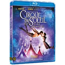 Select Cirque Du Soleil - Egy világ választ el családi