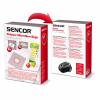 Sencor SVC 7CA papírzsák 10 db + 5 db illatosító rúd