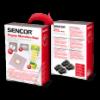 Sencor SVC 8 10 db porzsák + 5 db illatrúd