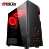 Serioux ASUS Serioux Gaming asztali számítógép Intel® Core™ i3-8100 Coffee Lake processzorral, 3.60GHz, 8GB RAM DDR4, 1TB HDD, 120GB SSD, ASUS GeForce® GTX 1060 3GB GDDR5 DUAL (SRX-5949088513454)