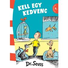 Seuss,Dr. DR. SEUSS - KELL EGY KEDVENC gyermek- és ifjúsági könyv