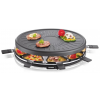 Severin RG 2681 RACLETTE Party grill fekete