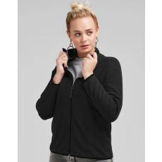 Sg Női hosszú ujjú kabát SG Ladies' Full Zip Microfleece 3XL, Sötétkék (navy)