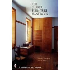 Shaker Furniture Handbook, The – Jean M. Burks idegen nyelvű könyv
