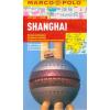 Shanghai vízhatlan várostérkép tömegközlekedéssel - Marco Polo