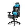 Sharkoon Gaming Seat Skiller SGS3 fekete/kék (4044951019496)