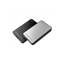 """Sharkoon Külső HDD Ház 2.5"""" - QuickStore Portable Pro U3 (fekete;  9, 5-12, 5mm 2, 5"""" Sata HDD - USB3.0 csatl.;  szálcsisz.) asztali számítógép kellék"""
