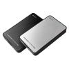 """Sharkoon QuickStore Portable PRO U3 2.5"""" SATA, USB3.0 csat. (9,5-12,5mm) ezüst szálcsiszolt külső HDD ház"""