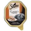 Sheba 22x85g Sheba tálcás nedves macskatáp megapackban - Delikatesse aszpikban csirke
