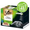 Sheba 48x85g Sheba variációk tálcás multipack - Classics + zöldség