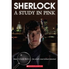 Sherlock: A Study in Pink – Paul Shipton idegen nyelvű könyv
