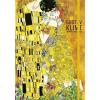 """SHKOLYARYK Skiccfüzet, pontrácsos, A5, 80 lap, keményfedeles, SHKOLYARYK, """"Klimt&Van Gogh"""", vegyes"""