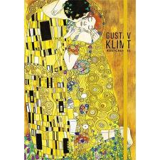 """SHKOLYARYK Skiccfüzet, pontrácsos, A5, 80 lap, keményfedeles, SHKOLYARYK, """"Klimt&Van Gogh"""", vegyes füzet"""