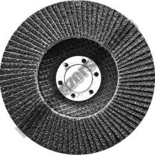 SIBRTEH Lamellás tárcsa kúpos profil, P60, 180 x 22,2 barkácsolás, csiszolás, rögzítés