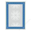 SIGEL Előnyomott papír, A4, 185 g, SIGEL Oklevél, kék (SDP490)