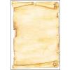 """SIGEL Előnyomott papír, A4, 90 g, SIGEL """"Oklevél Pergamen"""""""