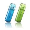 Silicon Power 16GB Silicon Power Helios 101 Green USB2.0 (SP016GBUF2101V1N)