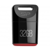 Silicon Power 32GB Silicon Power Touch T06 Black USB2.0 (SP032GBUF2T06V1K)