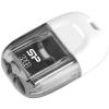 Silicon Power 32GB Silicon Power Touch T09 szürke USB2.0 (SP032GBUF2T09V1W)