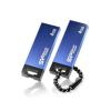 Silicon Power 4GB Silicon Power Touch 835 Blue USB2.0 (SP004GBUF2835V1B)