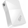 Silicon Power memory USB Touch T08 16GB USB 2.0 White