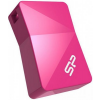 Silicon Power memory USB Touch T08 8GB USB 2.0 Pink