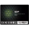 Silicon Power Slim S56 SATA3 120GB SSD tároló (SP120GBSS3S56B25)