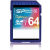 SILICON POWER Superior 64GB SDXC UHS-I SP064GBSDXCU3V10