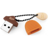 Silicon Power Touch T30 64GB USB 2.0 Barna